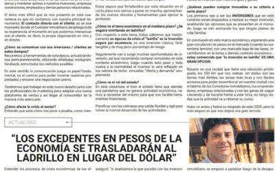 Entrevista a Gervasio Ruiz de Gopegui